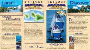 island brochure template hawaii vacation brochures renanlopes me