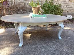 furniture small oval coffee table rustic cocktail table