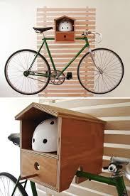 bikes apartment bike storage diy diy wooden bike crate diy wall