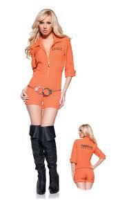 orange jumpsuit orange prison jumpsuit womens costume ebay