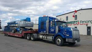 heavy equipment u0026 cargo hauling thunder bay 807 473 6510 float