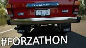subaru brat stance horizon edition subaru brat gl how to unlock new forzathon