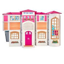 Big Barbie Dollhouse Tour Youtube by Amazon Com Barbie Hello Dreamhouse Toys U0026 Games