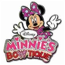 minnie s bowtique minnie s bowtique logo boutique minnie mouse in pink polka dots