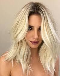 dark roots blonde hair dark roots blonde hair google search bleach blonde hair w dark