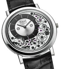 piaget altiplano piaget altiplano ultimate 910p the world s thinnest self winding