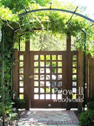 Backyard Gate Ideas Wooden Fence Driveway Gate Designs Garden Gates Google Search