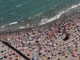 Rimini Italy Map by Description Of Beaches In Rimini