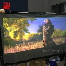 Backyard Projector Screen by Popular Outside Projector Screen Buy Cheap Outside Projector