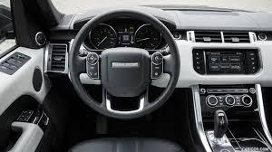 land rover sport 2016 black 2016 range rover sport hse td6 diesel us spec interior