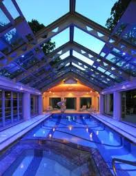 Indoor Pool Design Indoor Swimming Pools And Pool Enclosures Add Luxury To House