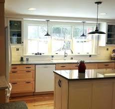 Traditional Kitchen Lighting New Kitchen Sink Pendant Light Kitchen Traditional Kitchen Idea In