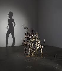 tim noble sue webster arte sombras 9 sombras con basura pinterest