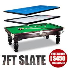 pool and ping pong table in 1 7ft pool table ping pong table