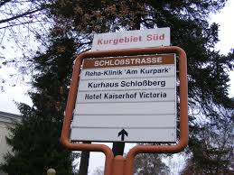 Rehaklinik Am Kurpark Bad Kissingen File Bad Kissingen Kurgebiet Süd Schild Jpg Wikimedia Commons