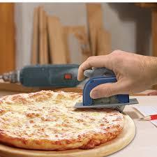 amazon com fred pizza boss 3000 circular saw pizza wheel pizza