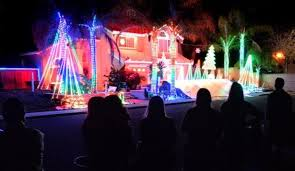 Watch Livermore Home S Holiday Lights Win Tv Contest The Mercury News
