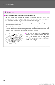 toyota prius c 2014 nhp10 1 g owners manual