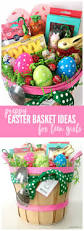 easter basket ideas for teen girls tauni co