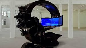 Xbox 1 Gaming Chair Ces The Best Pc Gaming Chair Ign Video