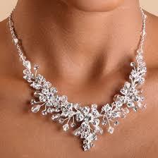 bijoux de mariage parure de bijoux fantaisie pour mariage le de la mode