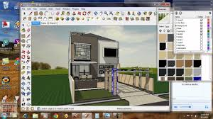 Home Design Software Google Sketchup Google Sketchup Tutorial 11 Vray Exterior Animation English Youtube