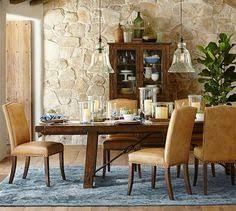 Pottery Barn Dining Room Lighting by See The Larger Size Rustic Glass Pendant Large Pottery Barn