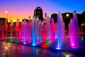 water fountain with lights water gardens sound and light shows ideas and suggestions for
