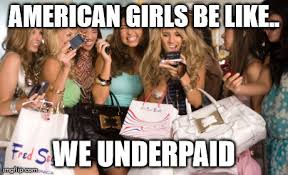 Hot Women Memes - top 25 pictures from the american girls be like meme return of