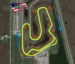 Road Atlanta Track Map by Xtreme U0027s Track Day Guide For Raceway Park Of The Midlands