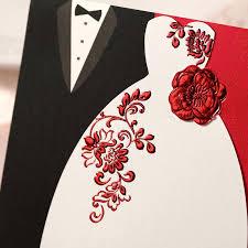 wedding card to from groom groom invitation for wedding wedding invitations and