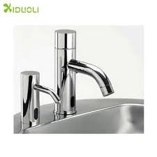 kitchen gooseneck automatic faucet china kitchen 2015 taps sensor faucet china supplier automatic touchless foaming
