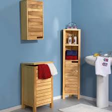 Free Standing Wooden Bathroom Furniture Floor Standing Storage Cabinets Freestanding Bath Vanity Bathroom