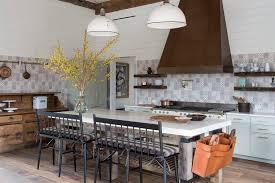30 gorgeous grey and white kitchens that get their mix right 49 gorgeous modern farmhouse kitchens