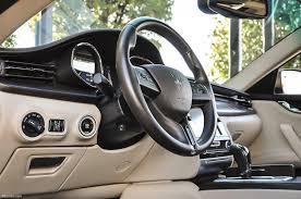 2014 maserati quattroporte interior 2014 maserati quattroporte quattroporte s q4 stock 123543 for