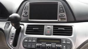 honda odyssey 2005 aux input how to remove radio navigation display from honda odyssey 2005