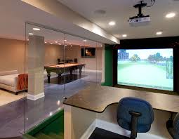 Home Golf Simulator by Indoor Virtual Golf Simulator Uk Based Company