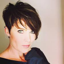pixie haircuts for thick curly hair classy short pixie haircuts and hairstyles for thick hair 29