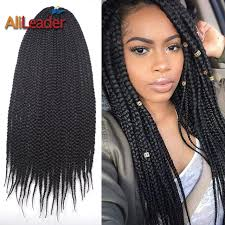 medium box braids with human hair 3s box braids hair medium twist box braids natural black color