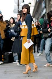 matching set as a matching set style spotlight culottes livingly