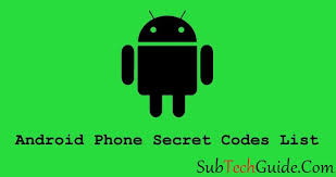 android secret codes android phone user ke liye 100 secret codes 2017