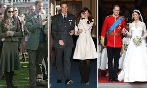 royal romance kate middleton and prince william u0027s love story in