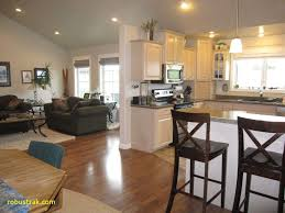 home design kitchen living room awesome open kitchen living room ideas home design ideas