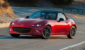 mazda big car 2016 mazda mx 5 miata first drive