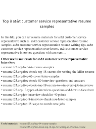 Resume Examples For Customer Service Jobs Customer Service Representative Resume Template Examples