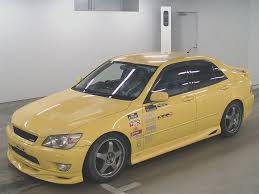 lexus is200 modified altezza toms 280t cost and previous sale prices of rare jdm cars