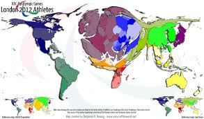 map of and worldmapper the as you ve never seen it before