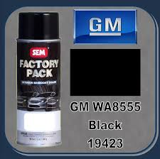 sem factory pack aerosol base coats