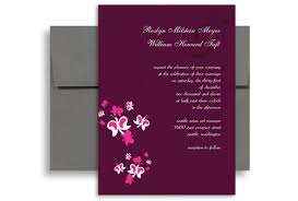 examples wedding invitation announcement 5x7 in vertical wi