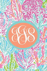 monogram lilly pulitzer desktop wallpaper 38 images